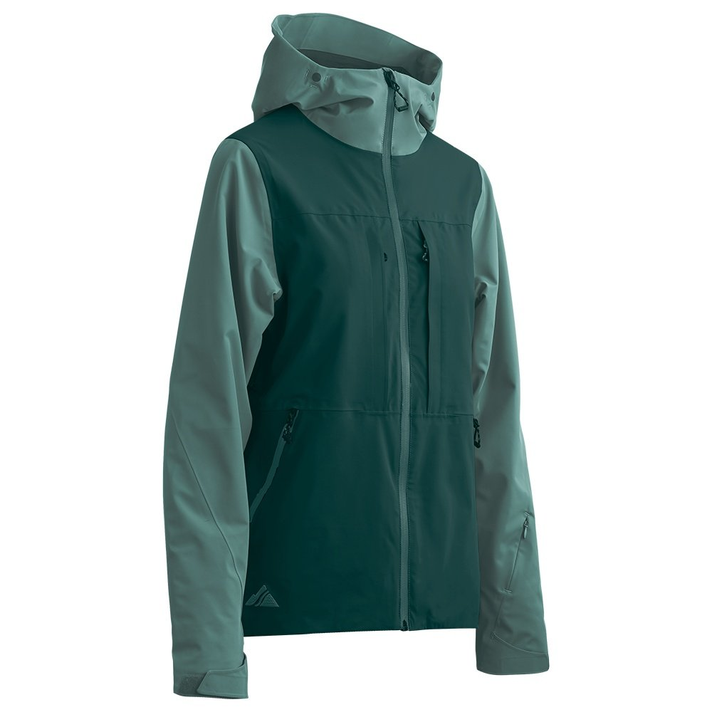 Strafe Lucky Insulated Ski Jacket (Women's) - Deep Forest