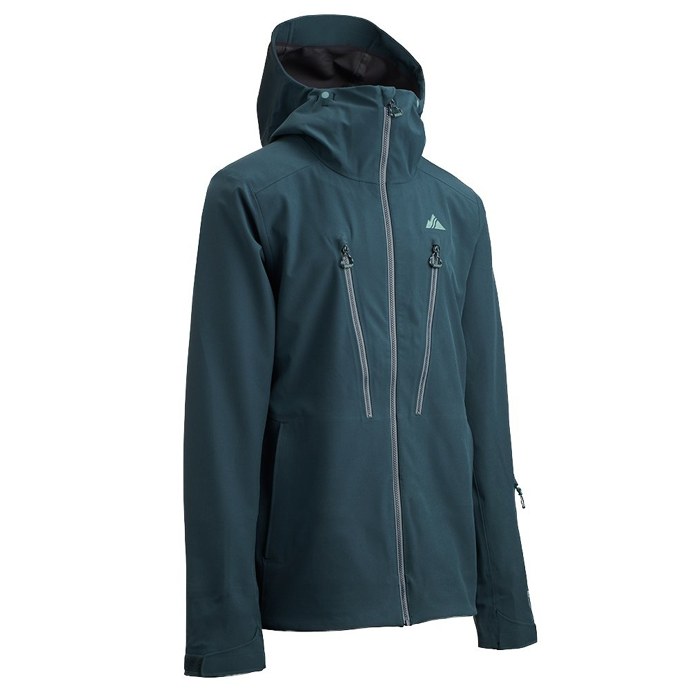 Strafe Pyramid Ski Jacket (Men's) - Deep Forest