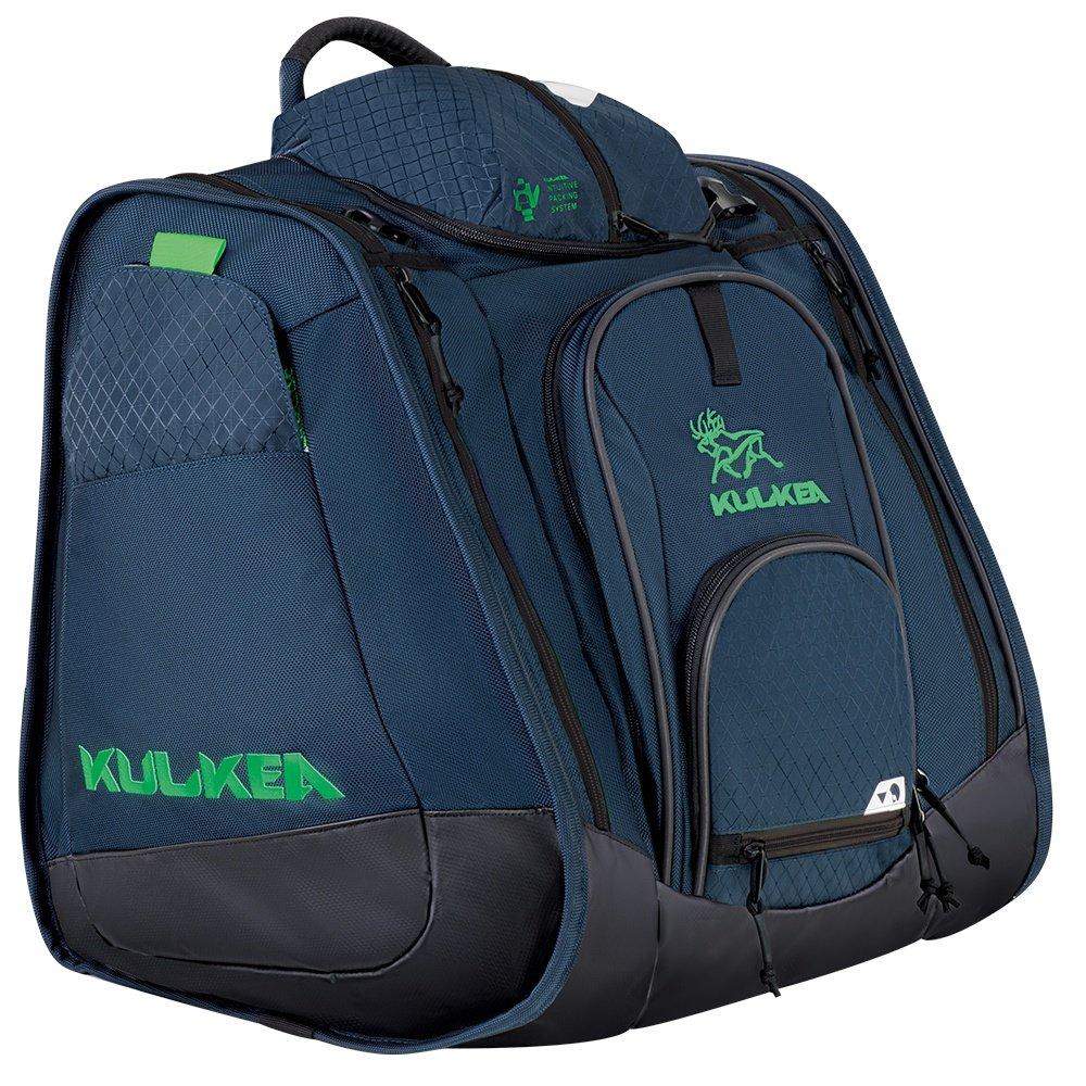 Kulkea Boot Trekker Boot Bag - Cobalt Blue/Green