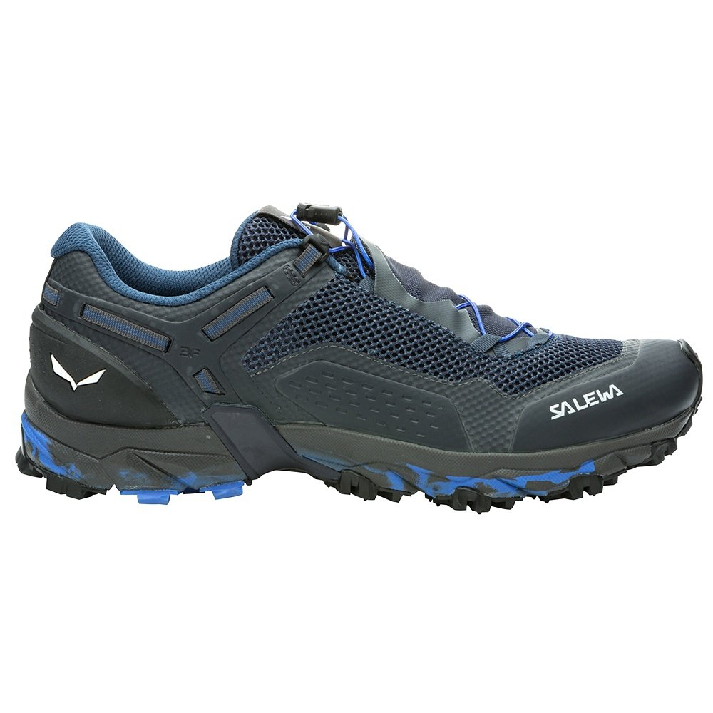 Salewa Ultra Train 2 Trail Running Shoe (Men's) - Dark Denim/Royal Blue