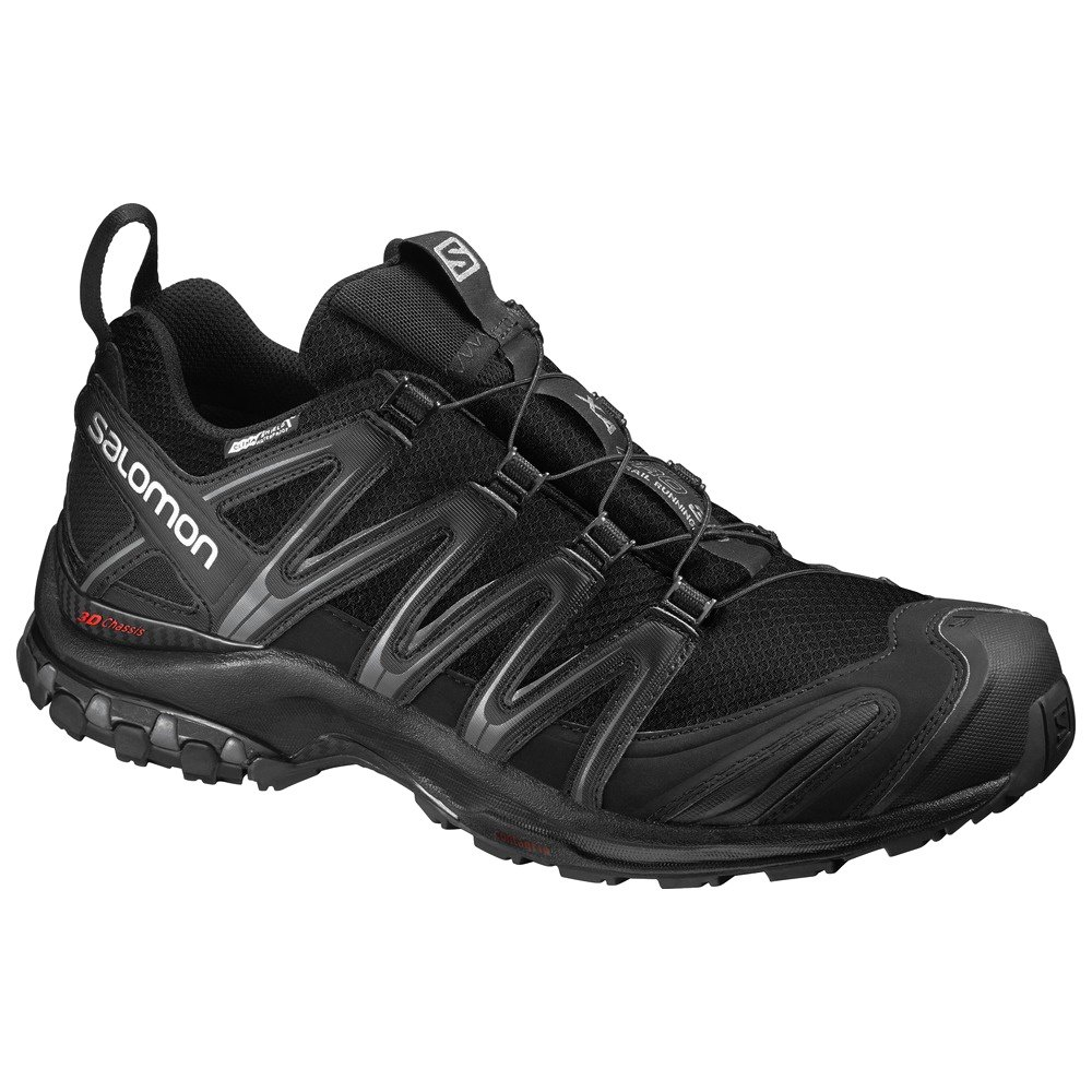 Salomon XA Pro 3D CS Waterproof Trail Running Shoe (Men's) - Black