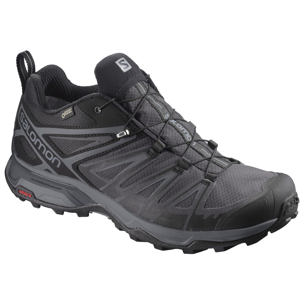 Salomon X Ultra 3 GORE-TEX Trail Running Shoe (Men's) - Black