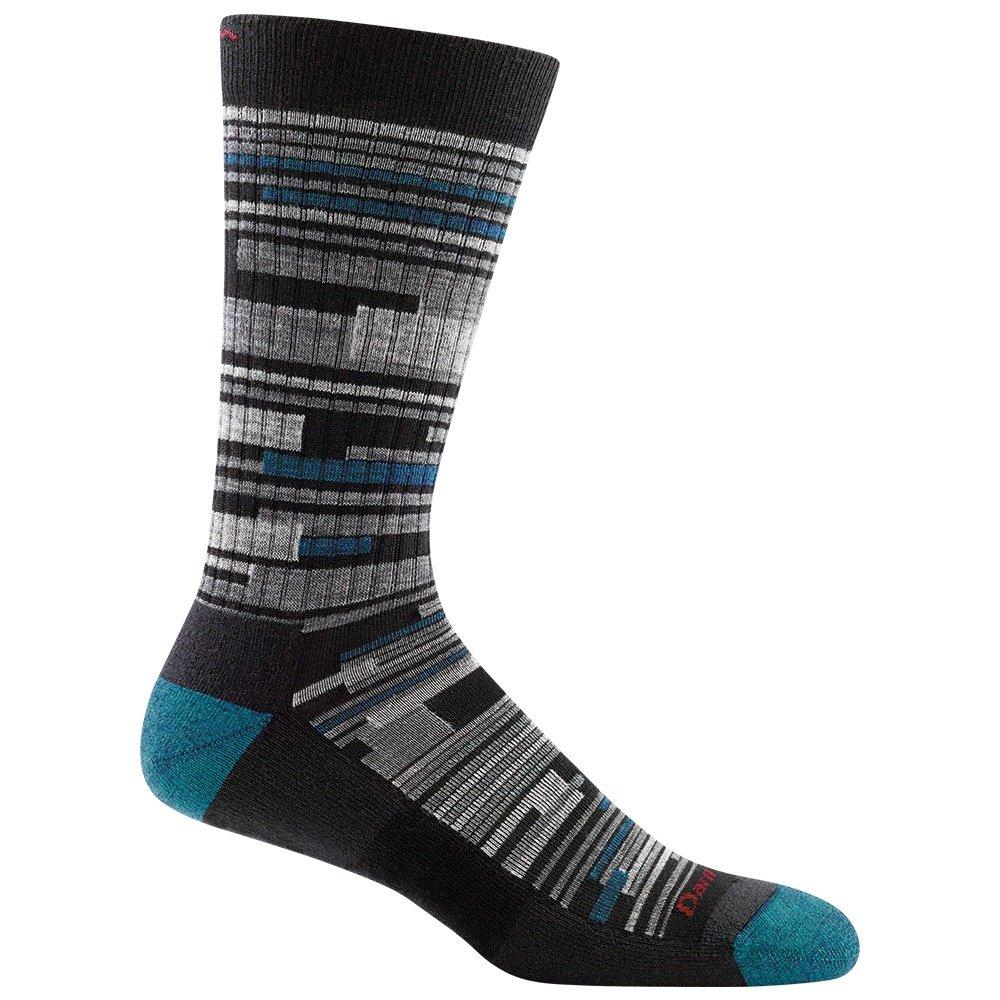 Darn Tough Urban Block Cushion Sock (Men's) - Black