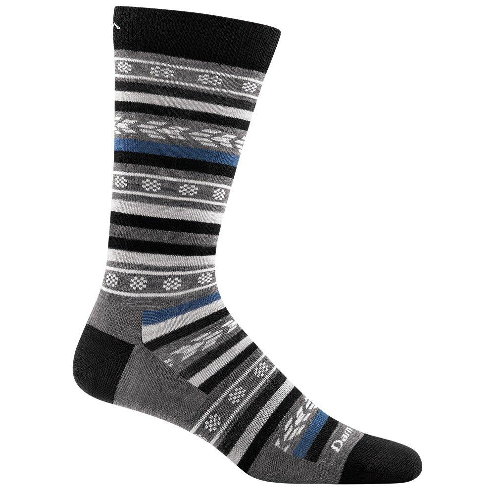 Darn Tough Brogue Light Sock (Men's) - Black