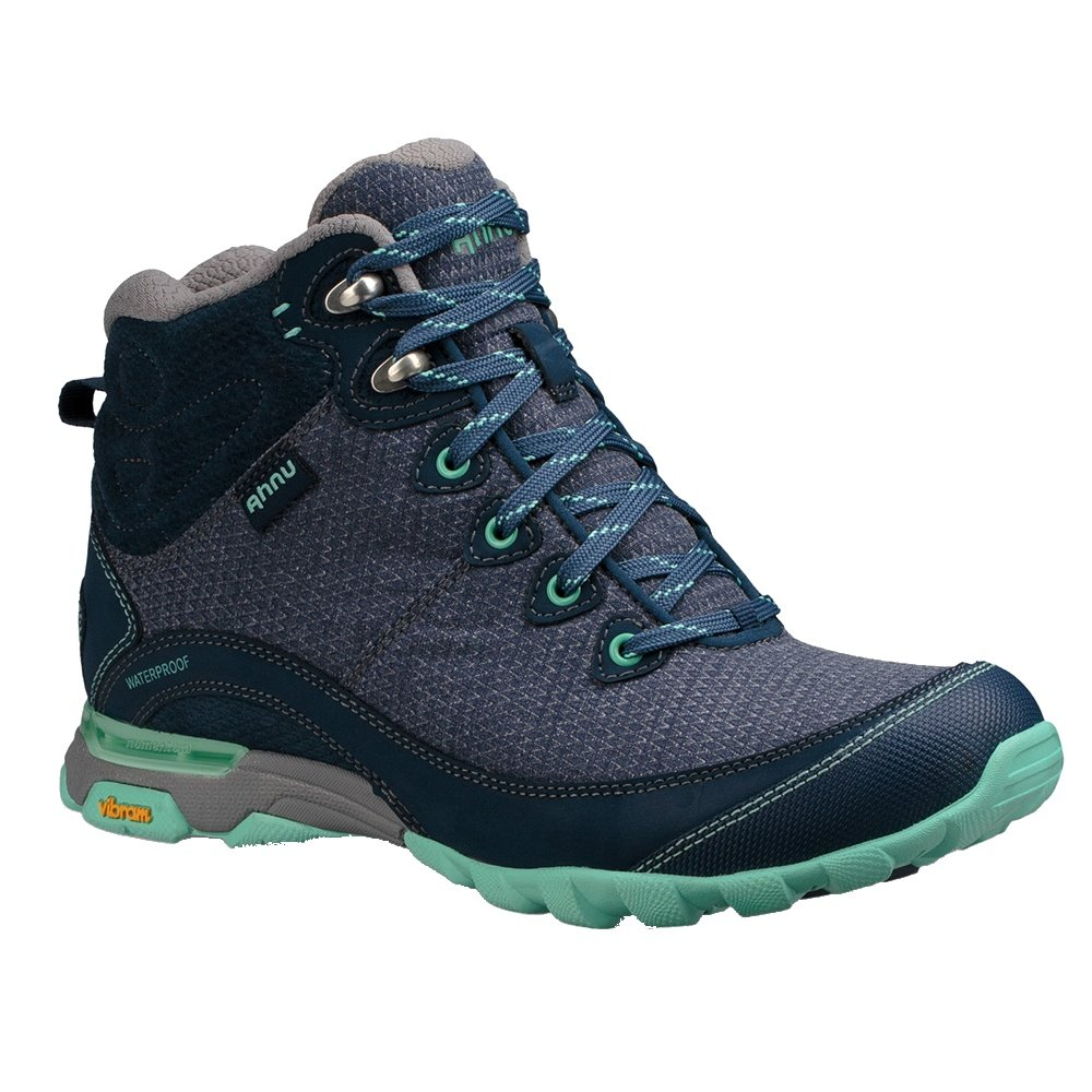 Ahnu Sugarpine II Waterproof Hiking Boot (Women's) - Insignia Blue