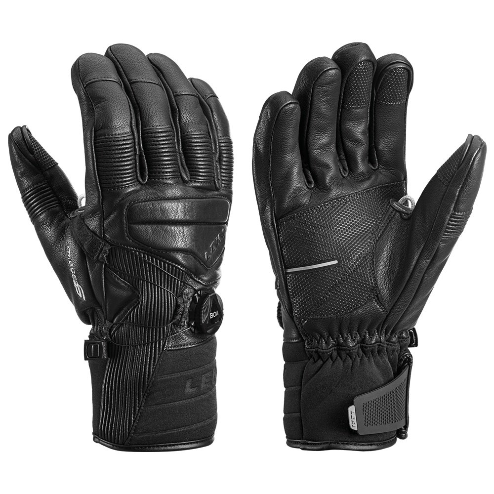 Leki Progressive Tune BOA Glove (Men's) - Black