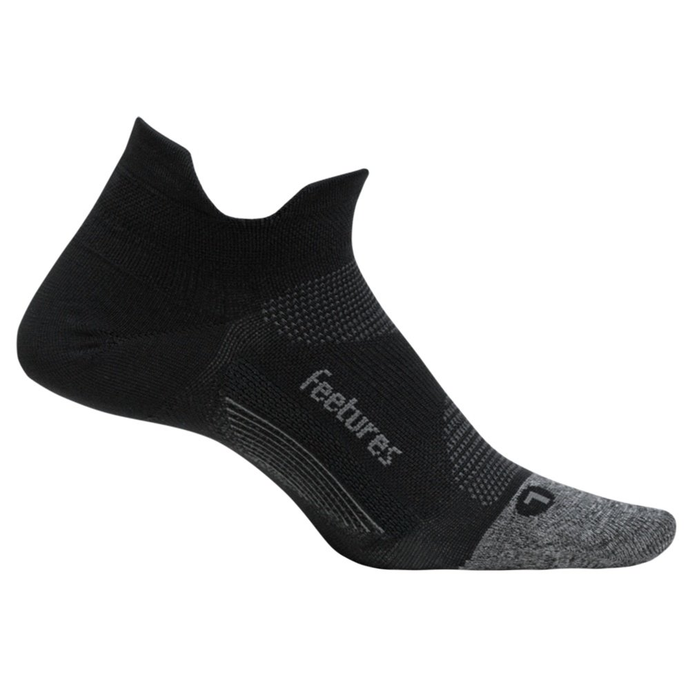 Feetures Elite Ultra Light Running Socks (Men's) - Black