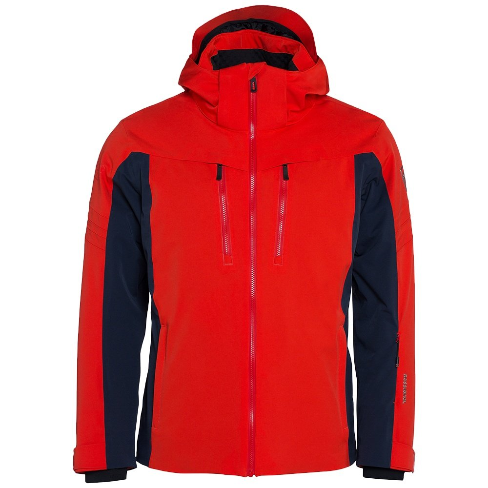 Rossignol Course Ski Jacket (Men's) - Crimson