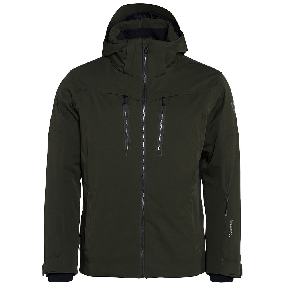 Rossignol Course Ski Jacket (Men's) - Military Green