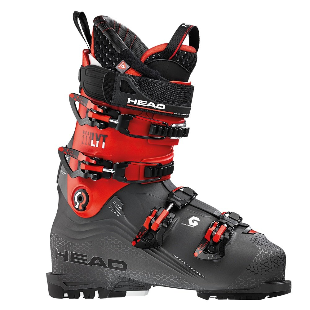 Head Nexo LYT 110 G Ski Boot (Men's) - Anthracite/Red