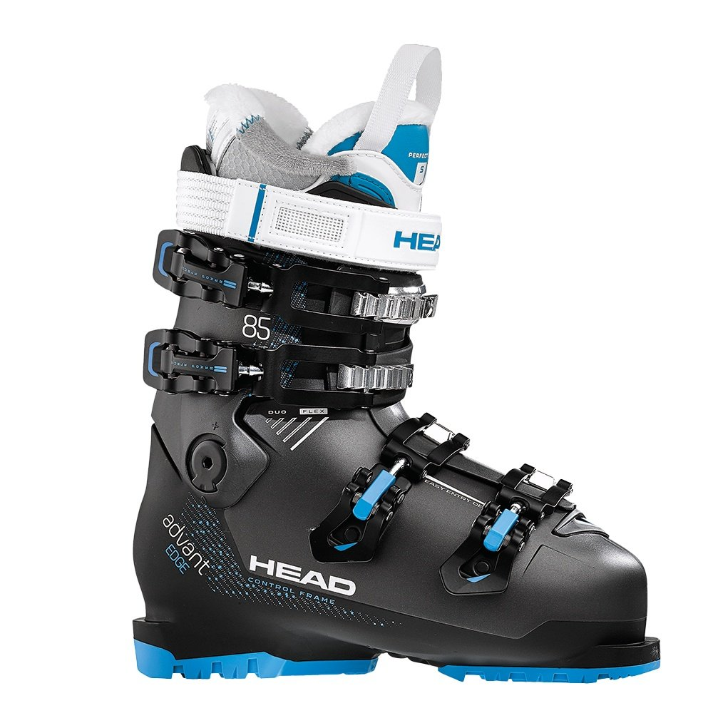 Head Advant Edge 85 Ski Boot (Women's) - Anthracite/Black
