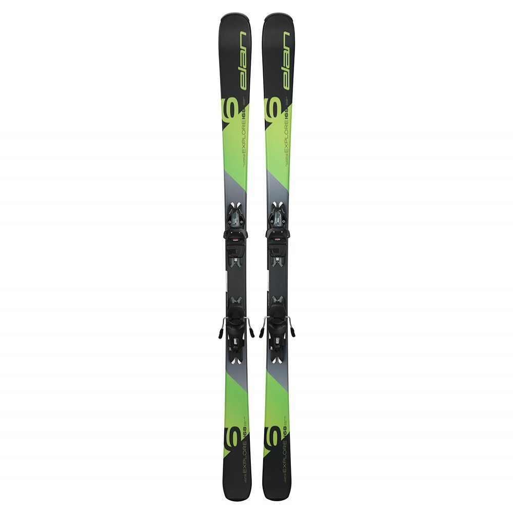 Elan Explore 6 Ski System with EL 9.0 Bindings (Men's) -