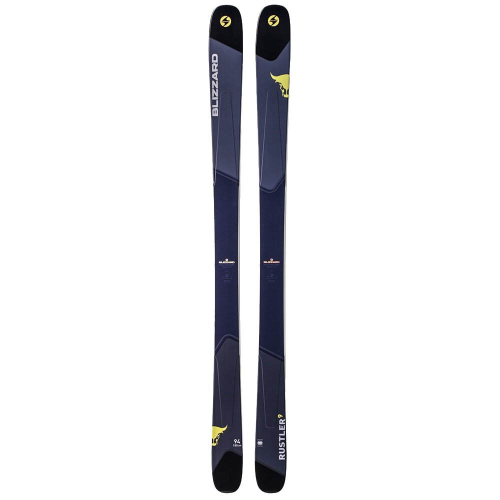 Blizzard Rustler 9 Skis (Men's) -