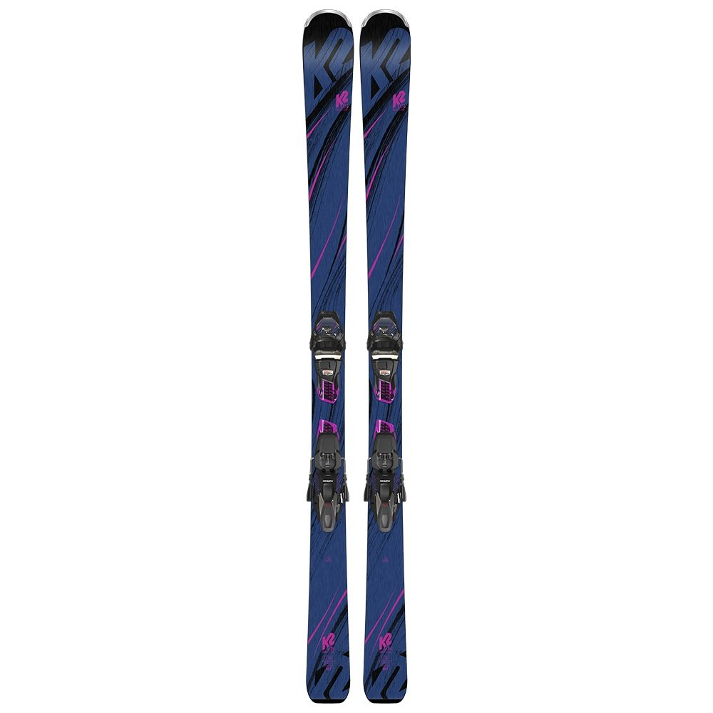 K2 Endless Luv Ski System with ER3 10 TCX Bindings (Women's) -