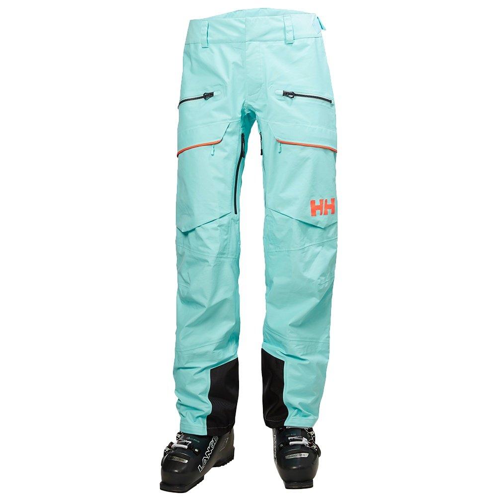 Helly Hansen Aurora Shell Ski Pant (Women's) - Glacier