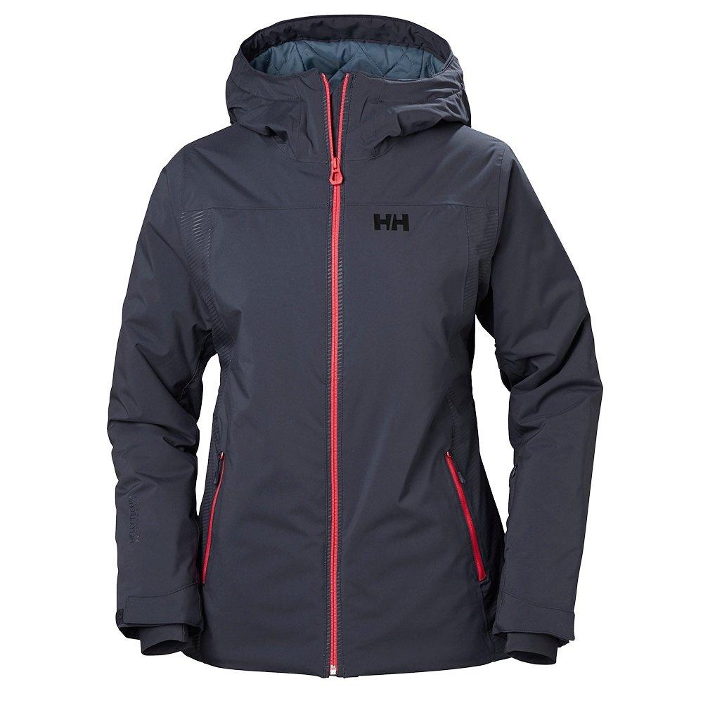 Helly Hansen Sunvalley Insulated Ski Jacket (Women's) - Graphite Blue