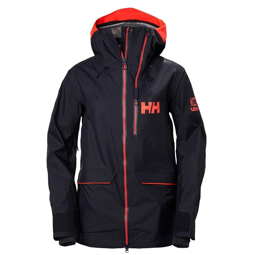 Helly Hansen Aurora Shell Ski Jacket (Women's) - Graphite Blue