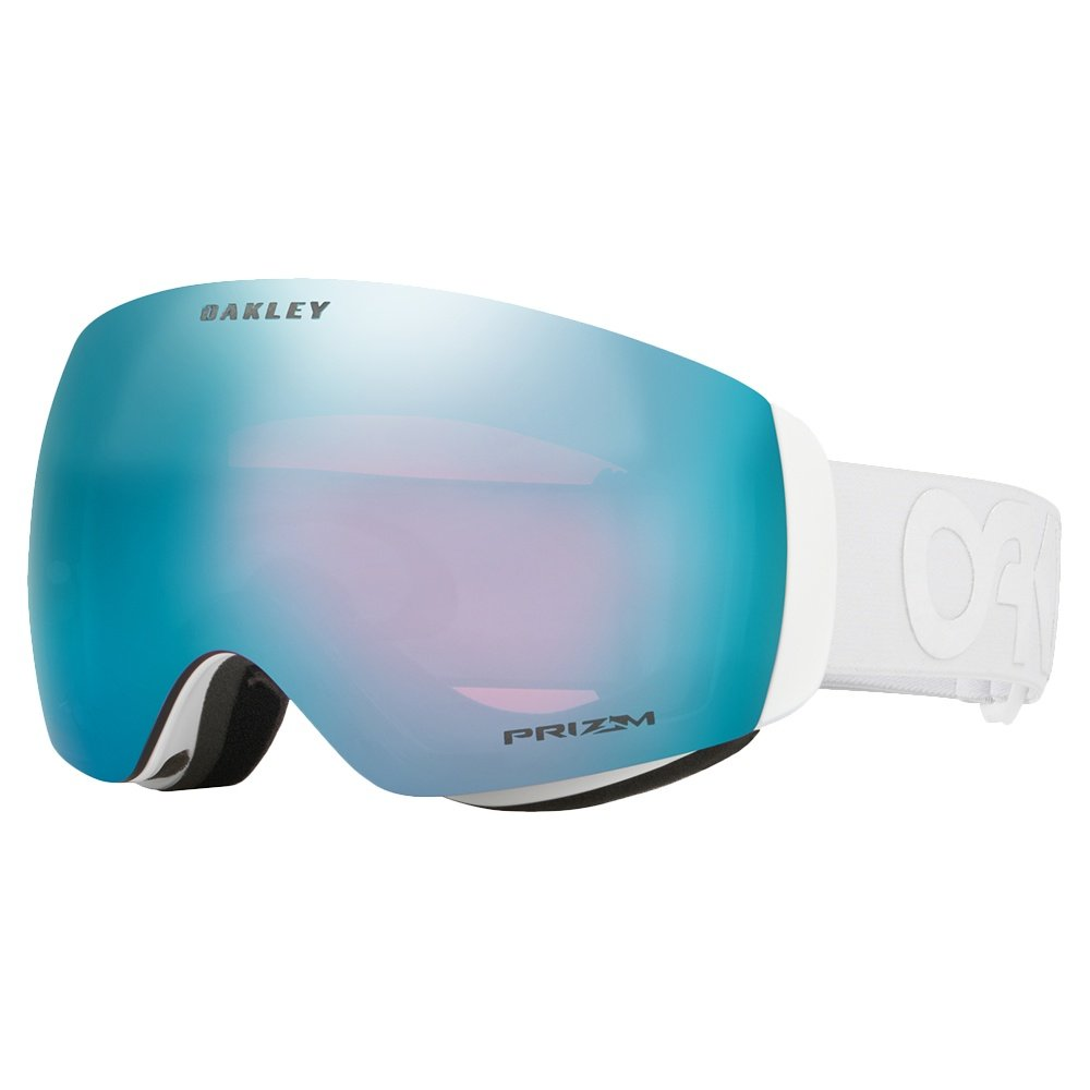 Oakley Flight Deck XM Goggles (Adults') - Whiteout