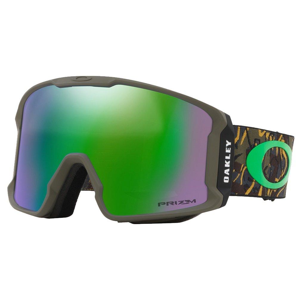 Oakley Line Miner Goggles (Men's) - Camo Vine Jungle