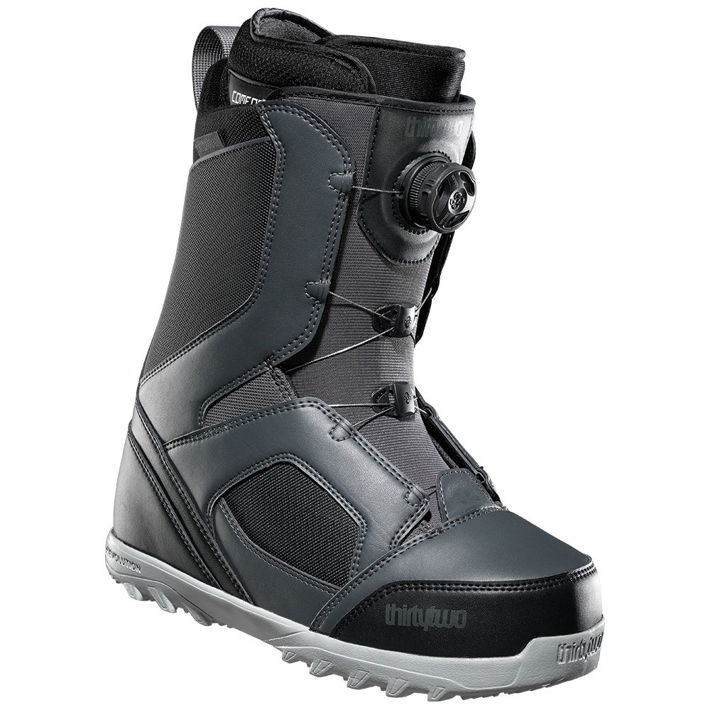 ThirtyTwo STW Boa Snowboard Boot (Men's) - Dark Grey