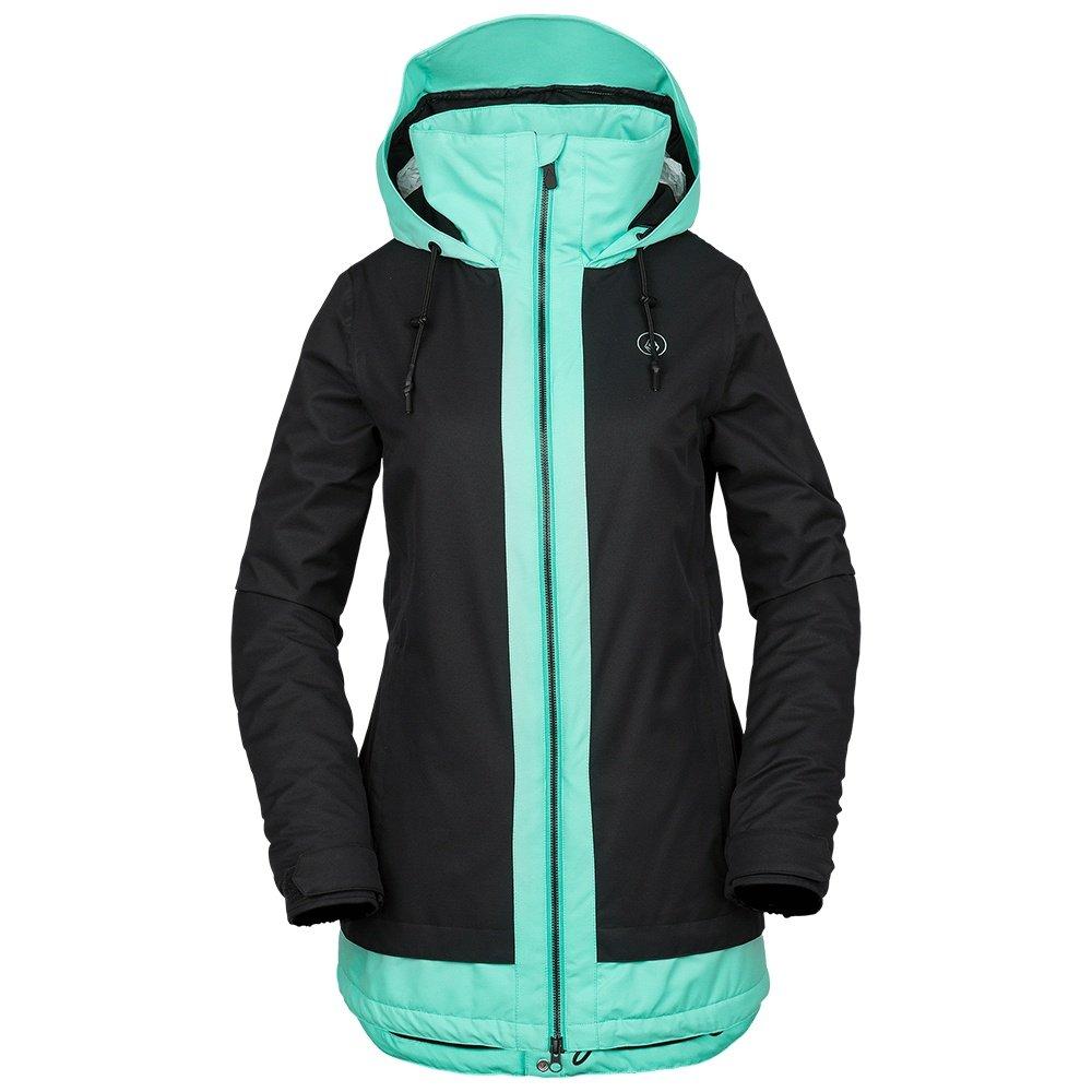 Volcom Westland Insulated Snowboard Jacket (Women's) - Black