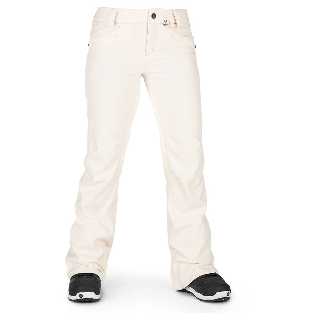 Volcom Species Stretch Snowboard Pant (Women's) - Bone