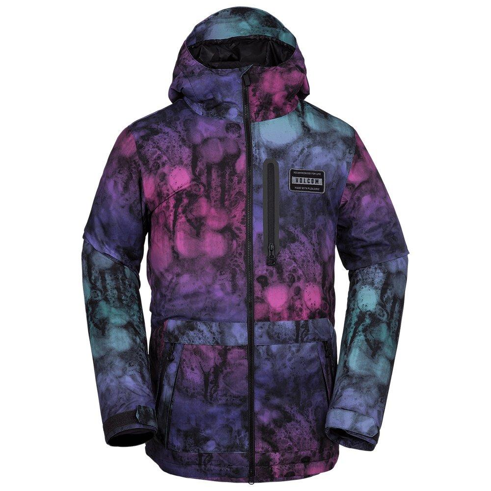 Volcom Analyzer Insulated Snowboard Jacket Men S Peter