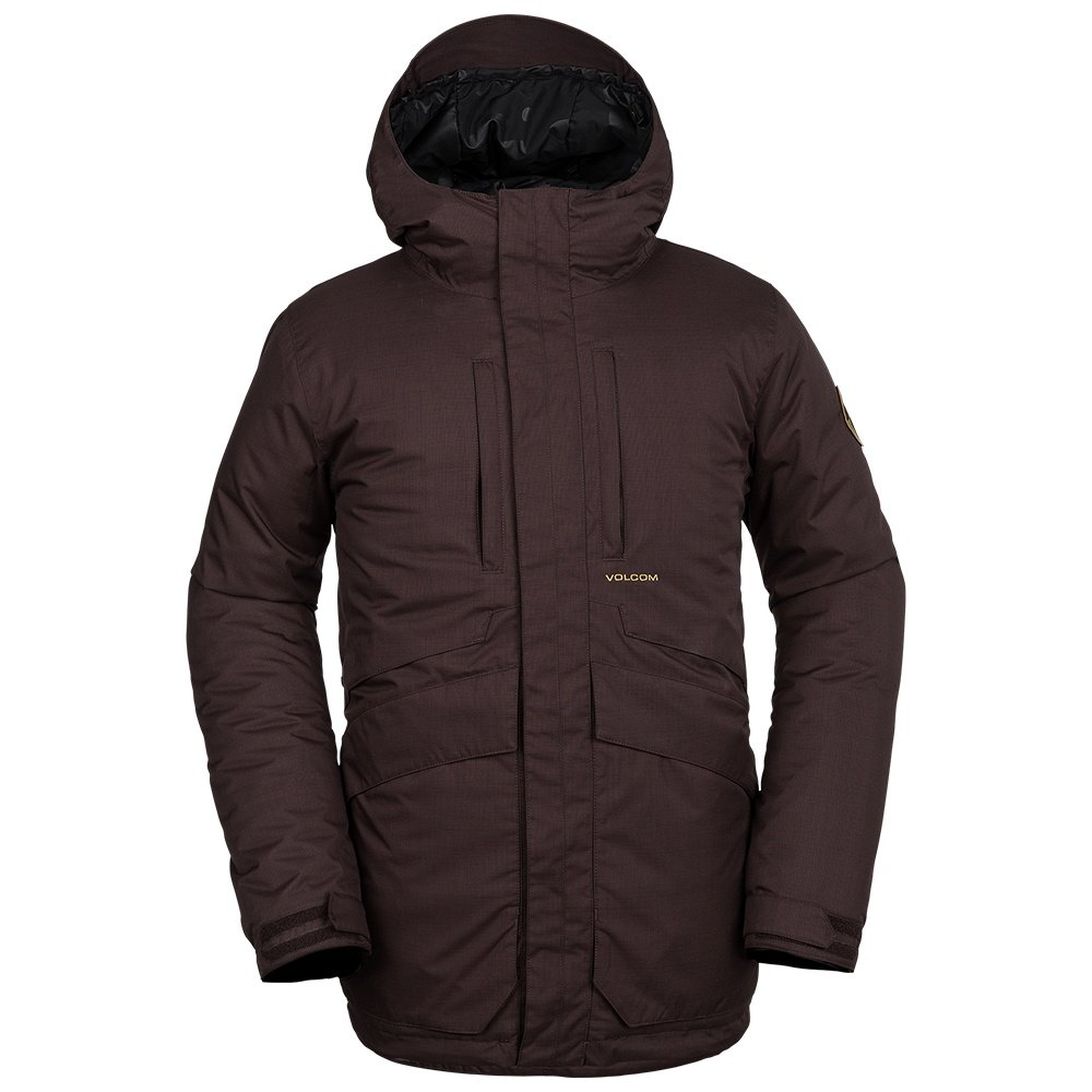 Volcom Fifty Fifty Insulated Snowboard Jacket (Men's) -