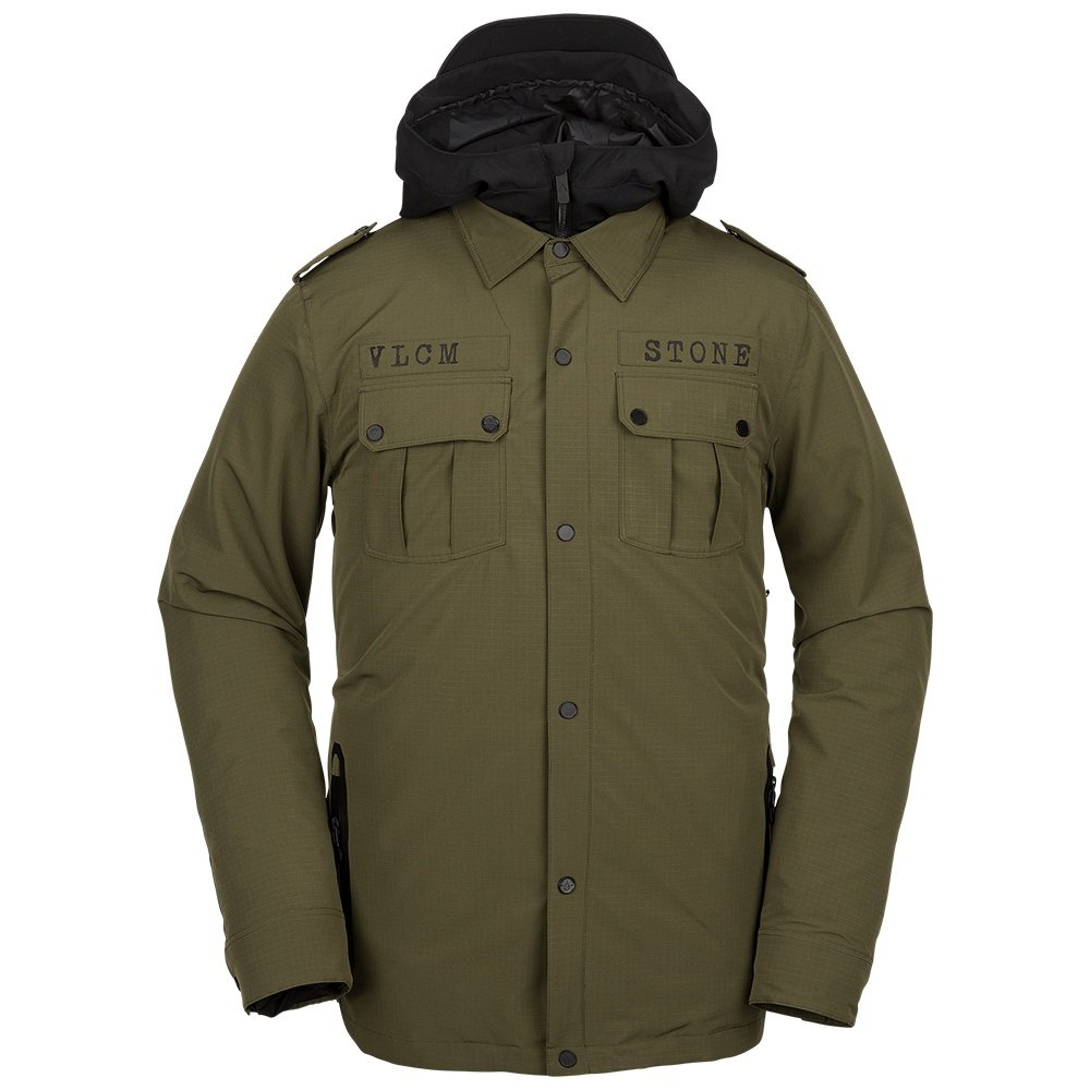 Volcom Creedle2Stone Insulated Snowboard Jacket (Men's)  -