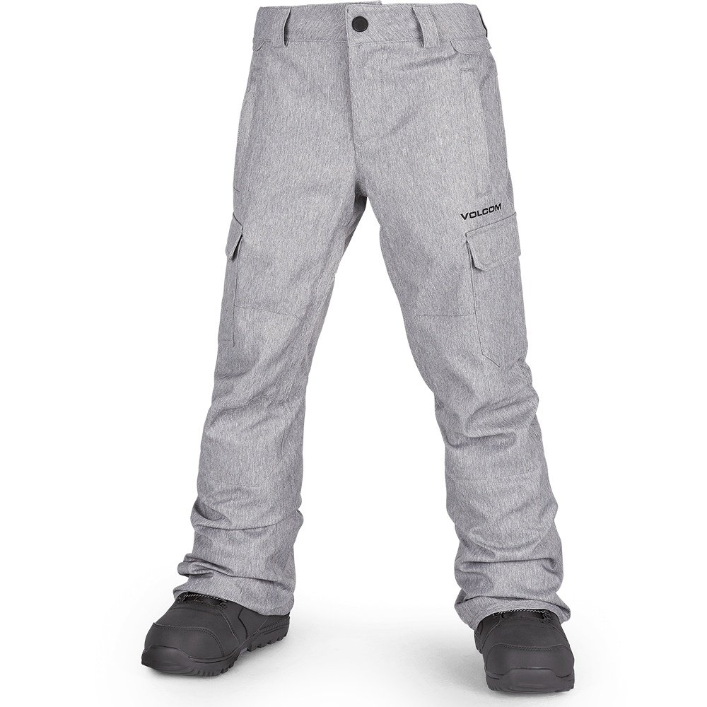 Volcom Cargo Insulated Snowboard Pant (Boys') -