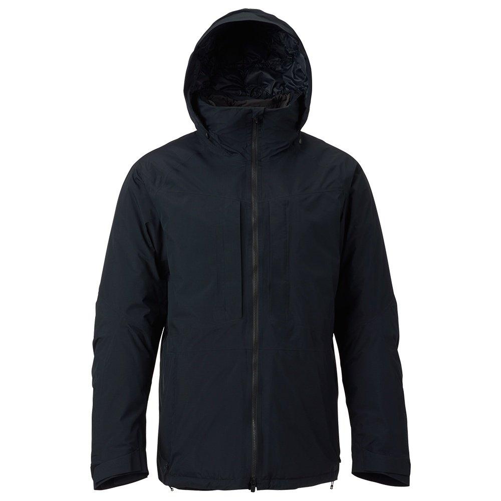 Burton AK GORE-TEX LZ Down Snowboard Jacket (Men's) - True Black