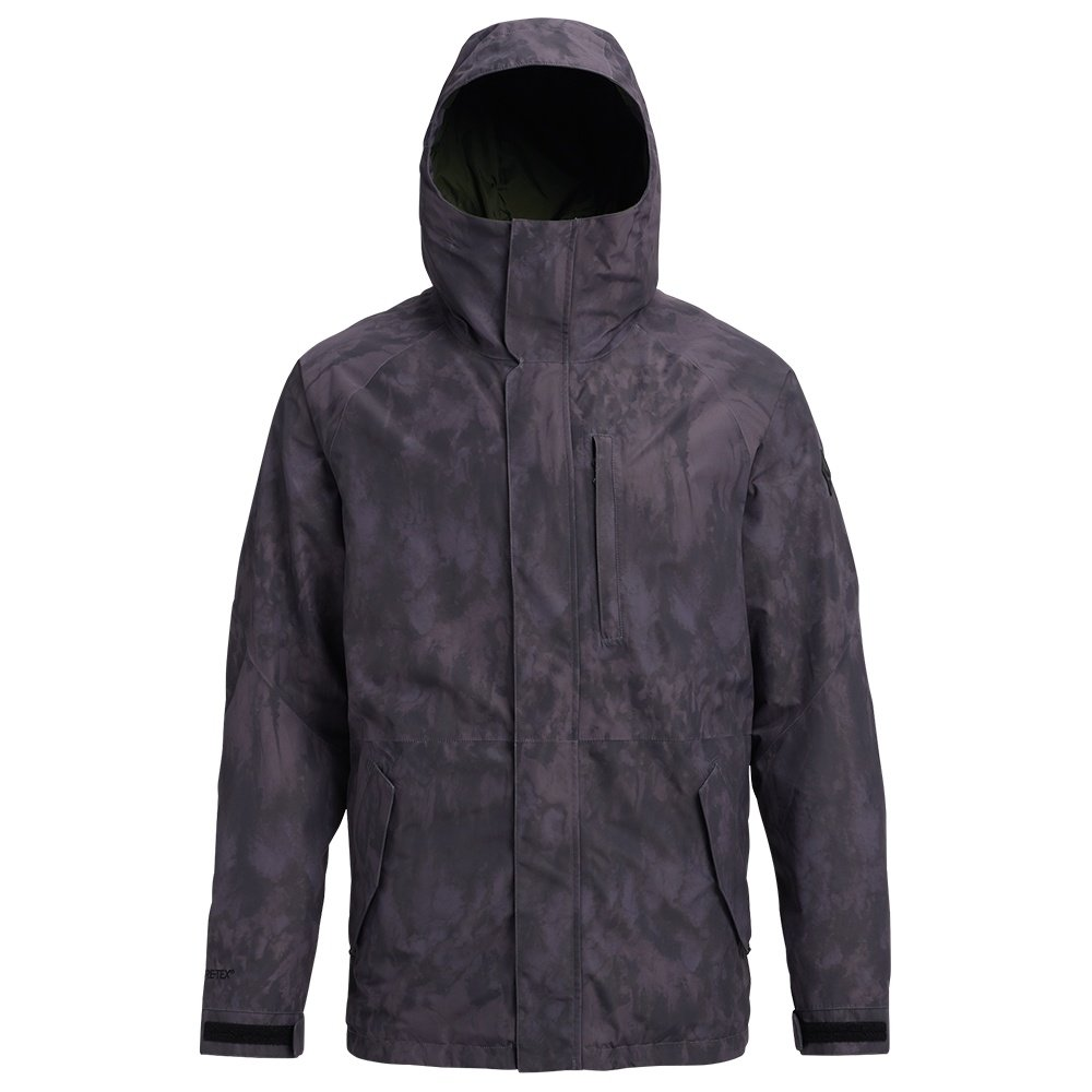 Burton Radial GORE-TEX Shell Snowboard Jacket (Men's) - Cloud Shadows