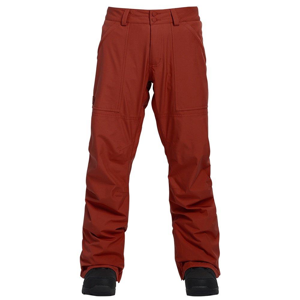 Burton GORE-TEX Ballast Shell Snowboard Pant (Men's) - Sparrow