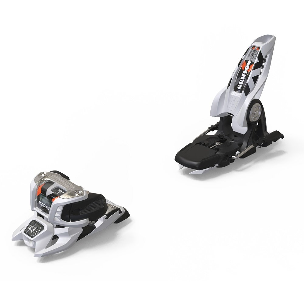 Marker Griffon 13 ID 90 Ski Binding (Adults') - White