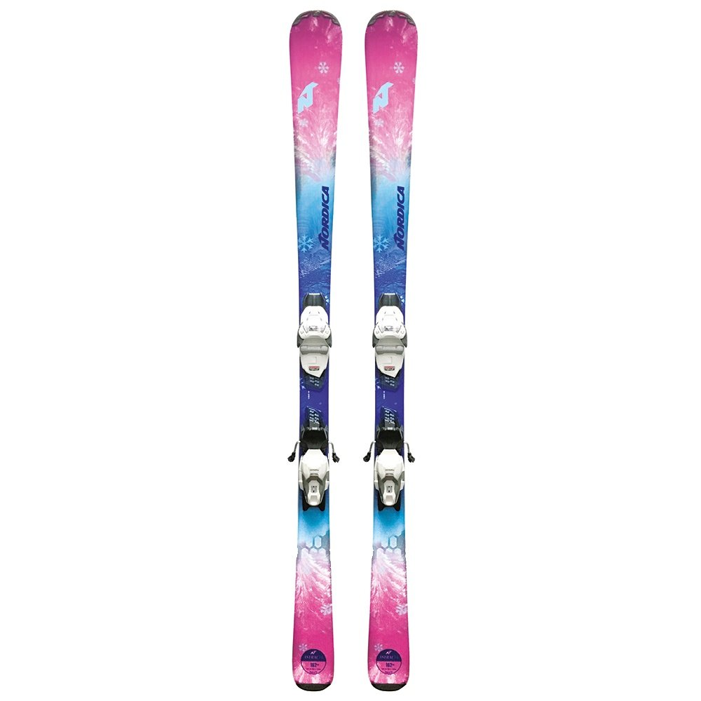 Nordica Astral 74 CA Ski System with FDT TP2 10 Bindings (Women's) -