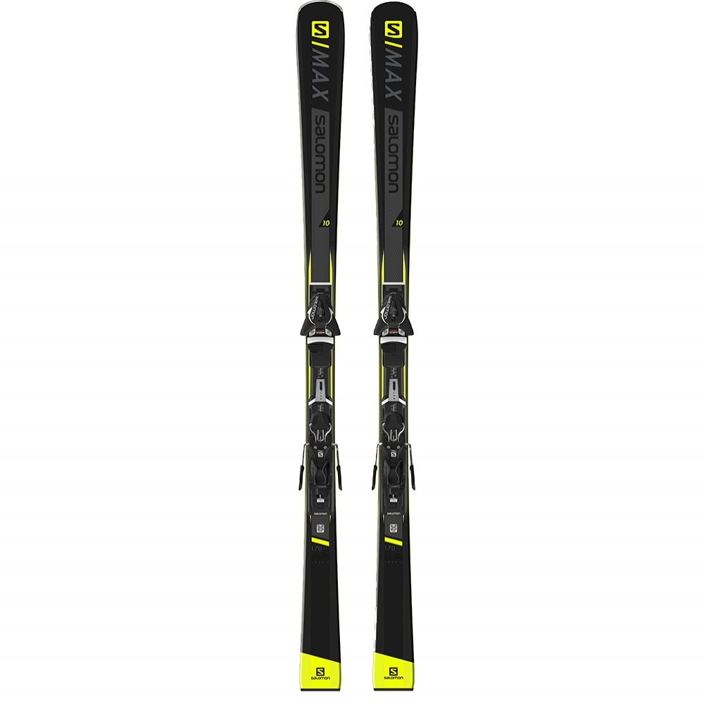 Salomon S/Max 10 Ski System with Z11 Bindings (Men's) -