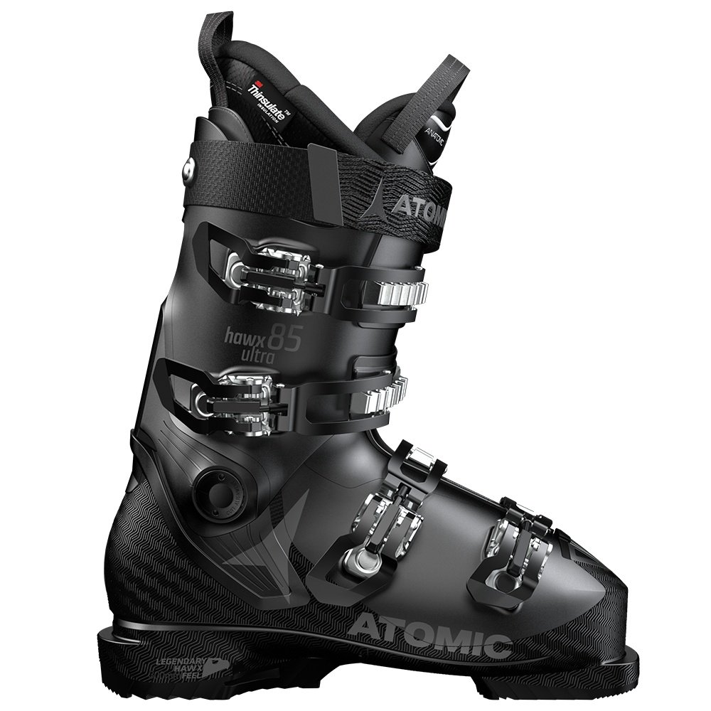 Atomic Hawx Ultra 85 Ski Boot (Women's) - Black/Anthracite