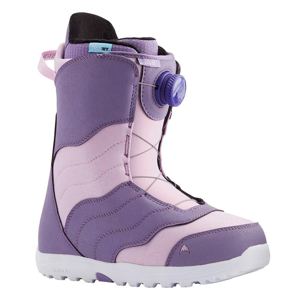 Burton Mint Boa Snowboard Boots (Women's) - Purple/Lavender