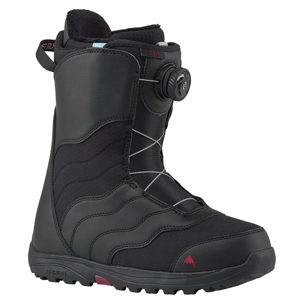 Burton Min Boa Snowboard Boots (Women's) - Black