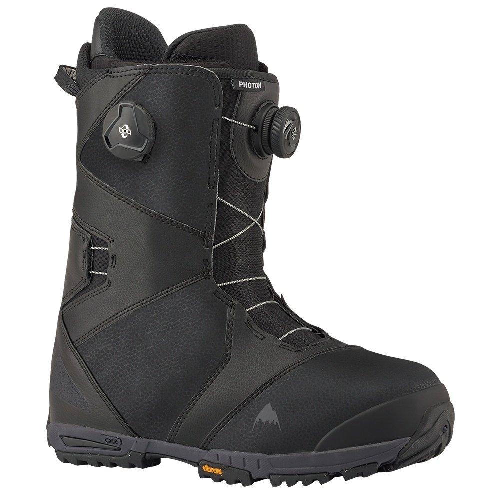 Burton Photon Boa Wide Snowboard Boots (Men's) - Black