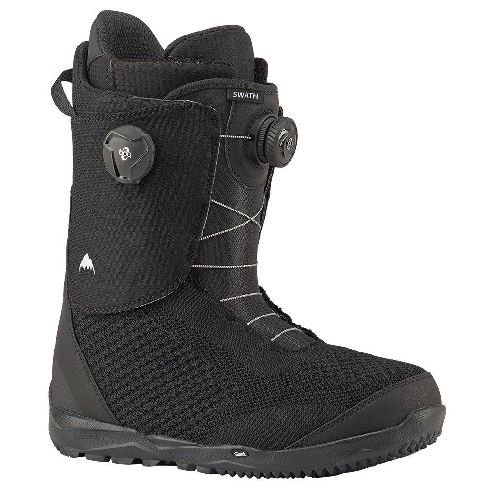 Burton Swath Boa Snowboard Boots (Men's) - Black