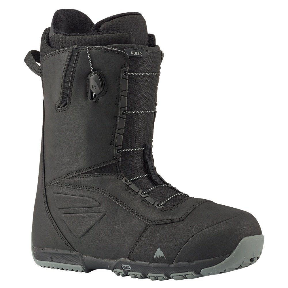 Burton Ruler Wide Snowboard Boots (Men's) - Black