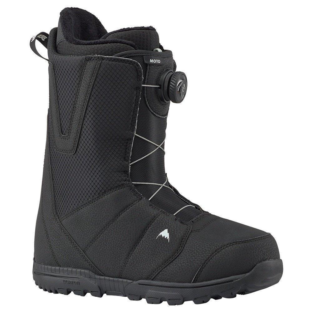 Burton Moto Boa Snowboard Boot (Men's) - Black