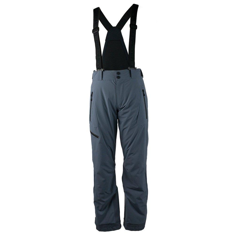 Obermeyer Force Suspender Insulated Ski Pant (Men's) - Ebony