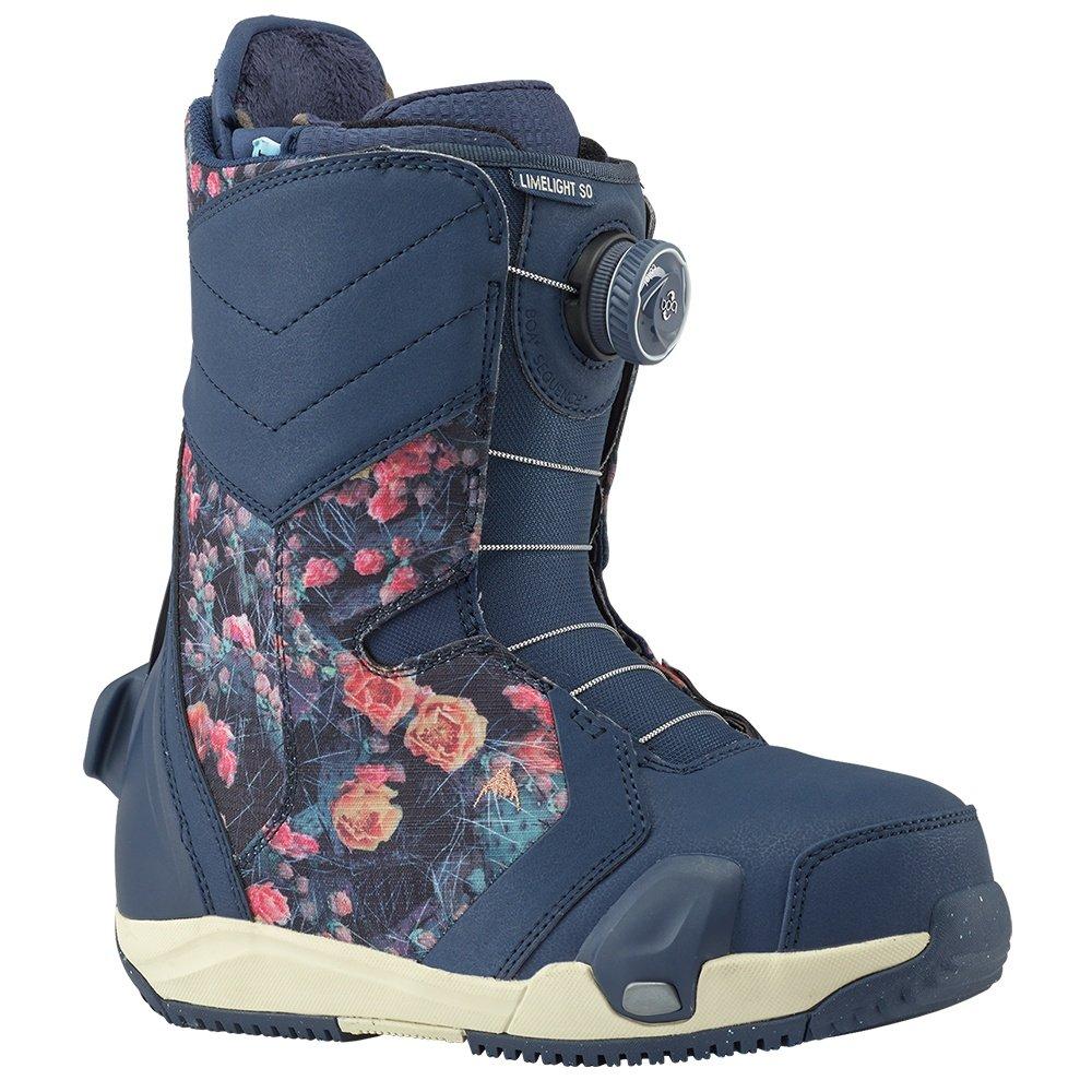 Burton Limelight Step On Snowboard Boot (Women's) - Midnight Bloom