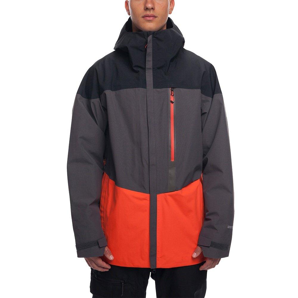 686 GORE-TEX GT Snowboard Jacket (Men's) - Infrared Colorblock