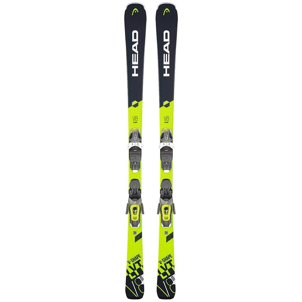 Head V-Shape V8 Ski System with PRD 12 GW Bindings (Men's) -