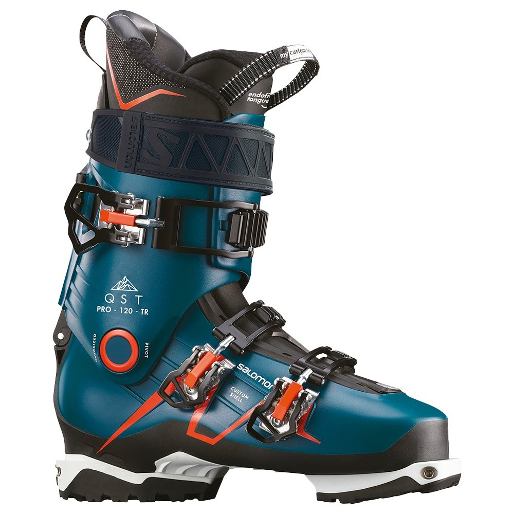Salomon QST Pro 120 TR Ski Boot (Men's) -