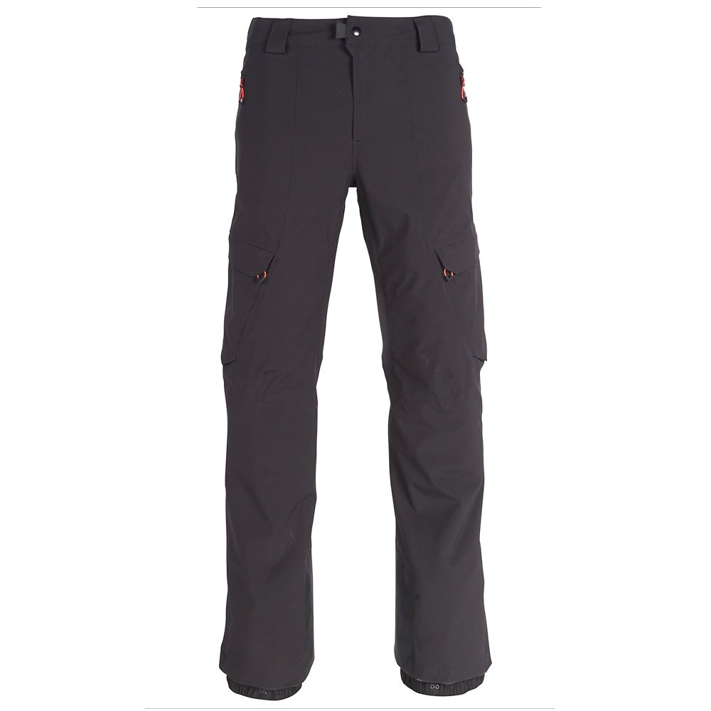 686 Quantum Thermagraph Insulated Snowboard Pant (Men's) - Black Stretch