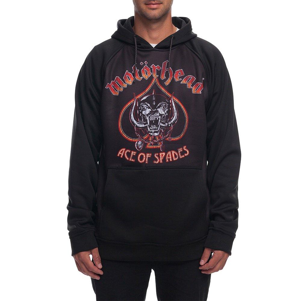 686 Motörhead Bonded Fleece Pullover (Men's) - Black